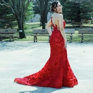 Tarik Ediz 50501 Prom Dress